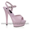 KISS-209 Baby Pink Patent